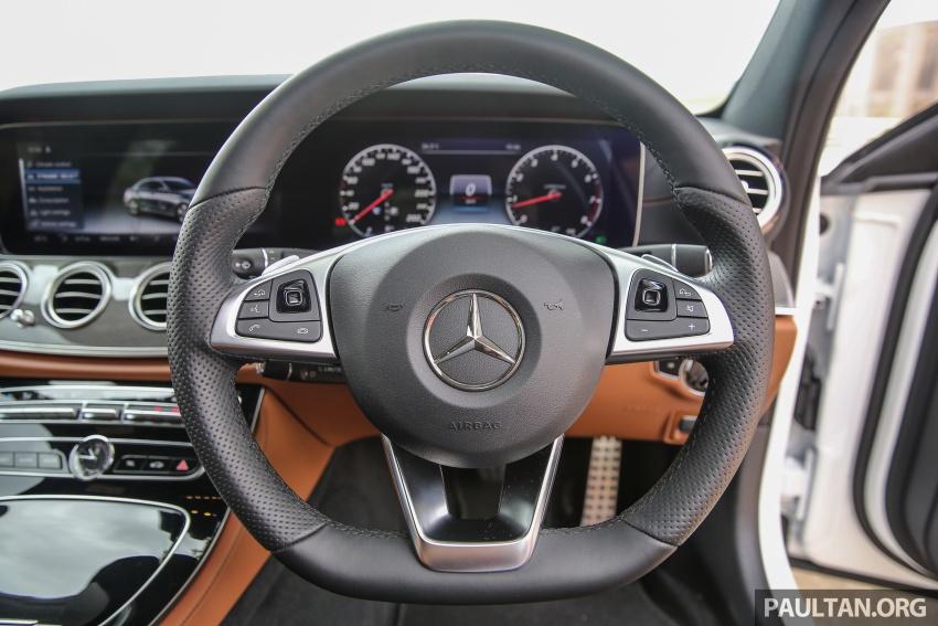 DRIVEN: W213 Mercedes-Benz E200 – exec stakes Image #566342