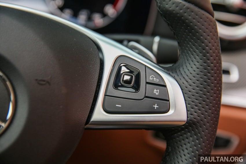 DRIVEN: W213 Mercedes-Benz E200 – exec stakes Image #566344
