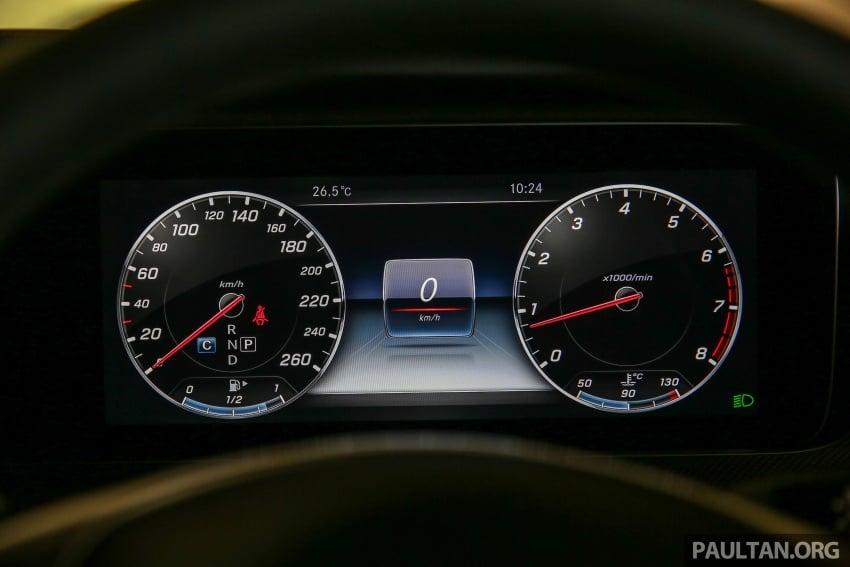 DRIVEN: W213 Mercedes-Benz E200 – exec stakes Image #566351