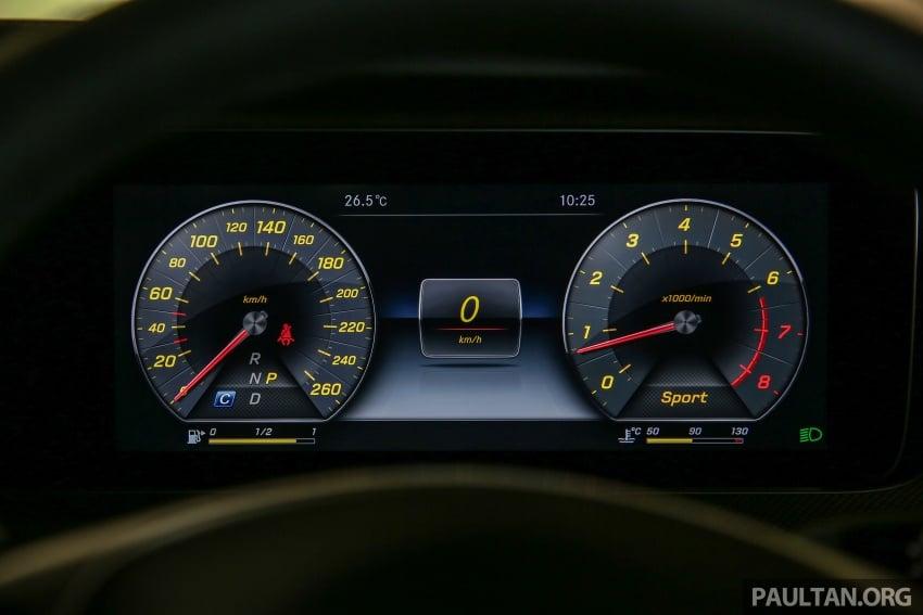 DRIVEN: W213 Mercedes-Benz E200 – exec stakes Image #566359