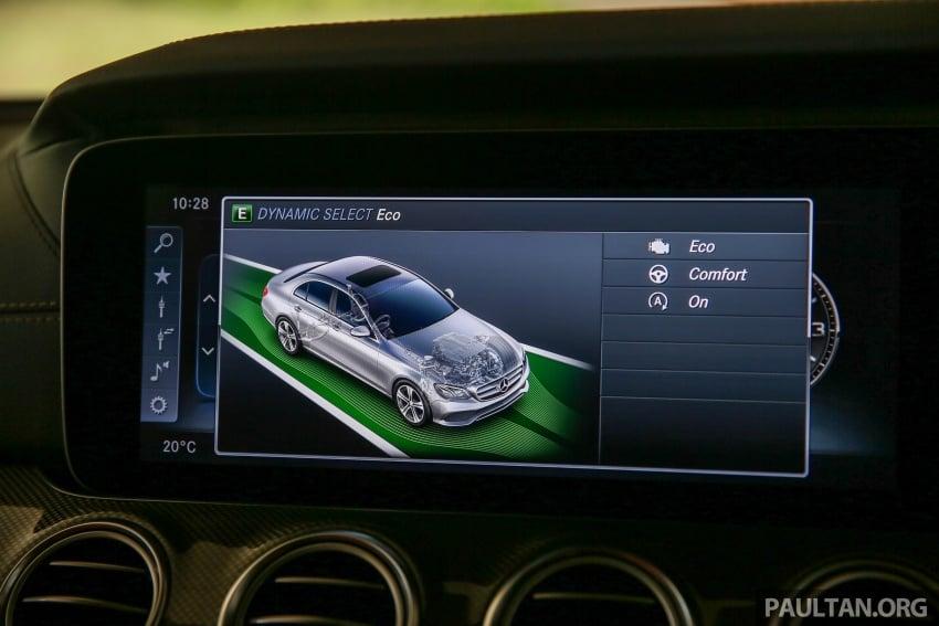 DRIVEN: W213 Mercedes-Benz E200 – exec stakes Image #566367