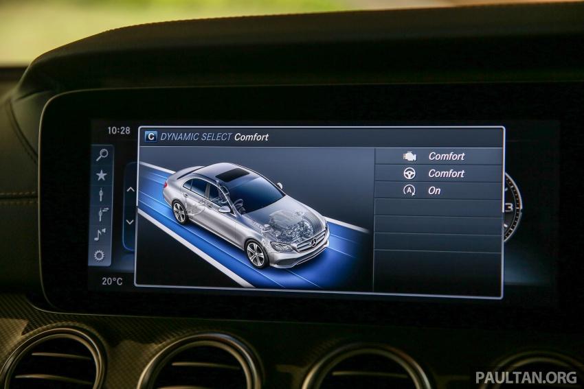 DRIVEN: W213 Mercedes-Benz E200 – exec stakes Image #566368