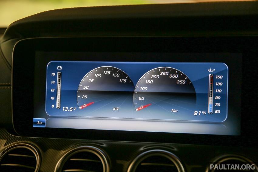 DRIVEN: W213 Mercedes-Benz E200 – exec stakes Image #566375