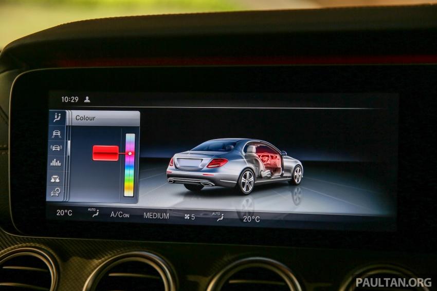 DRIVEN: W213 Mercedes-Benz E200 – exec stakes Image #566380