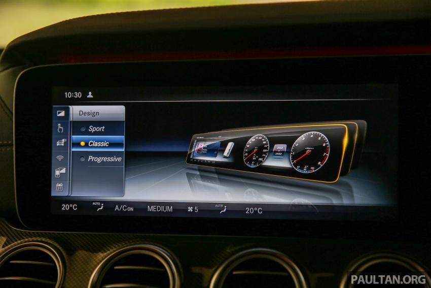 DRIVEN: W213 Mercedes-Benz E200 – exec stakes Image #566384