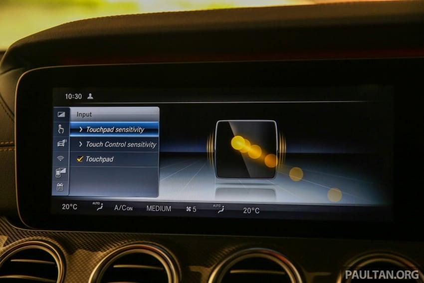 DRIVEN: W213 Mercedes-Benz E200 – exec stakes Image #566388