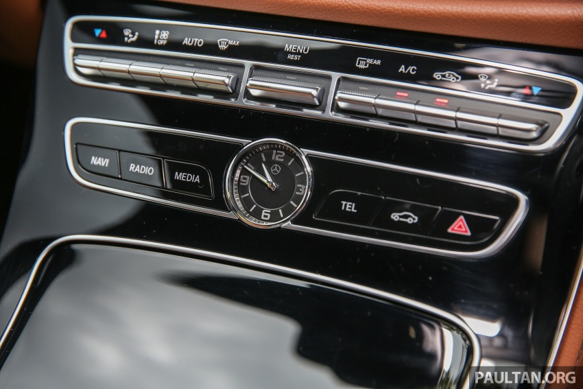 DRIVEN: W213 Mercedes-Benz E200 – exec stakes Image #566405