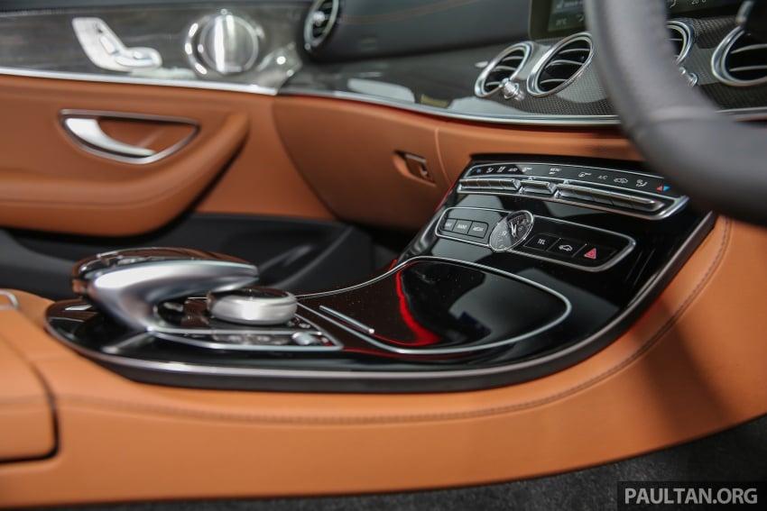 DRIVEN: W213 Mercedes-Benz E200 – exec stakes Image #566413