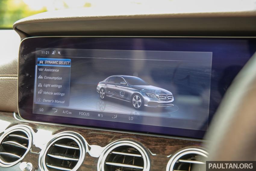 DRIVEN: W213 Mercedes-Benz E200 – exec stakes Image #566570