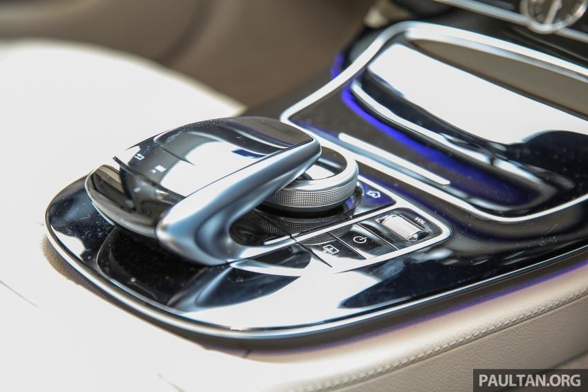 DRIVEN: W213 Mercedes-Benz E200 – exec stakes Image #566577