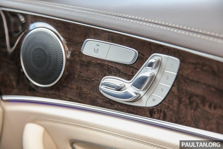 DRIVEN: W213 Mercedes-Benz E200 – exec stakes Image #566582