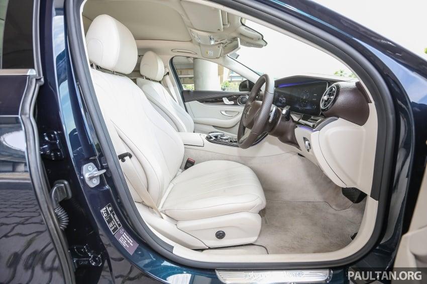 DRIVEN: W213 Mercedes-Benz E200 – exec stakes Image #566600