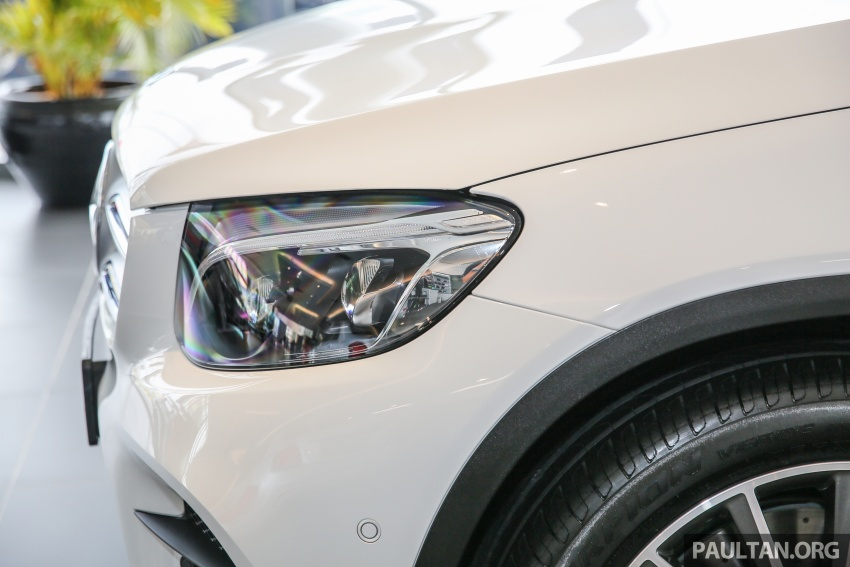 GALLERY: Mercedes-Benz GLC250 CKD in showroom Image #567820