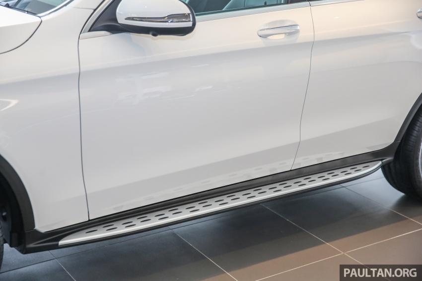 GALLERY: Mercedes-Benz GLC250 CKD in showroom Image #567825