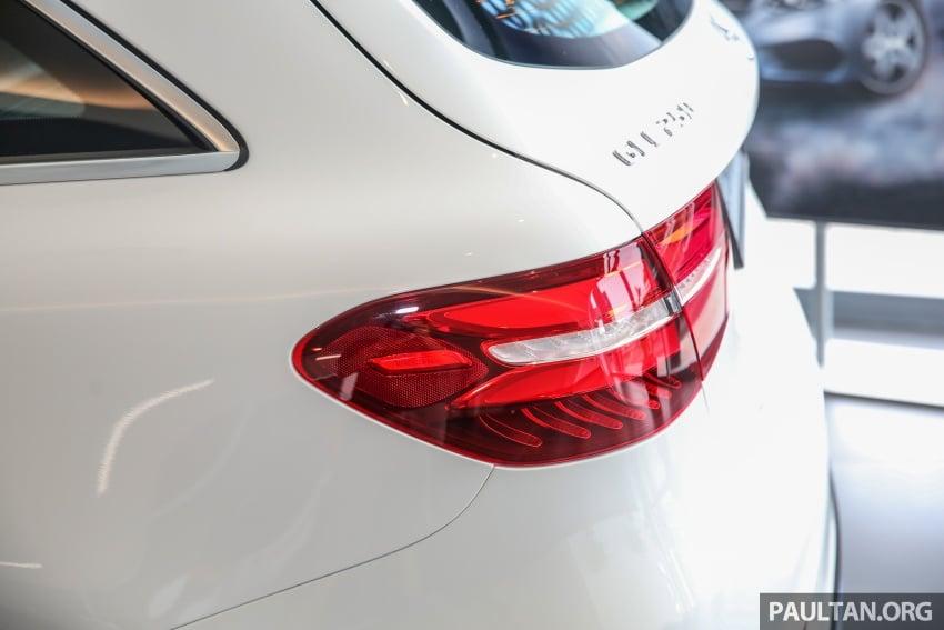 GALLERY: Mercedes-Benz GLC250 CKD in showroom Image #567833