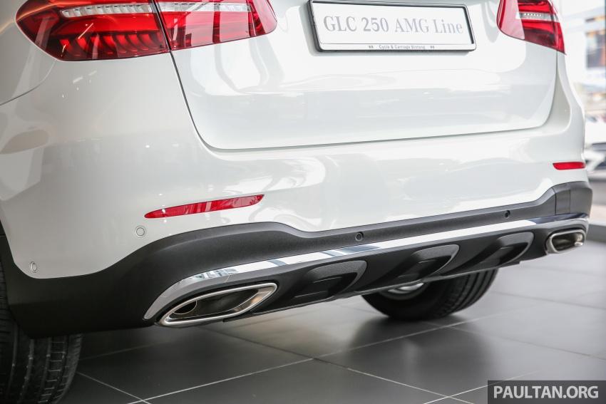 GALLERY: Mercedes-Benz GLC250 CKD in showroom Image #567835