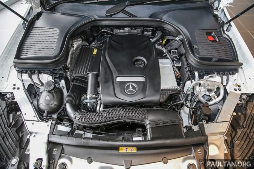 GALLERY: Mercedes-Benz GLC250 CKD in showroom Image #567838