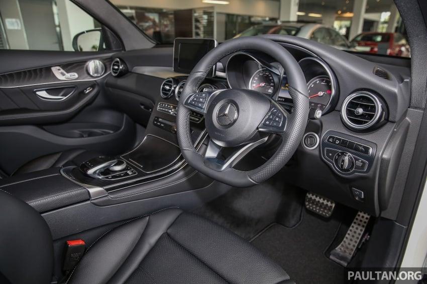 GALLERY: Mercedes-Benz GLC250 CKD in showroom Image #567841