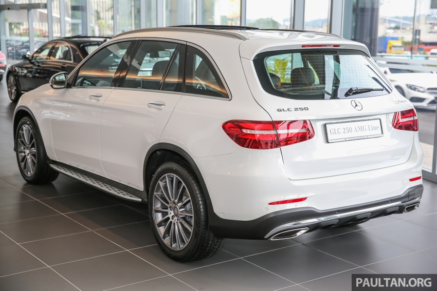 GALLERY: Mercedes-Benz GLC250 CKD in showroom Image #567813
