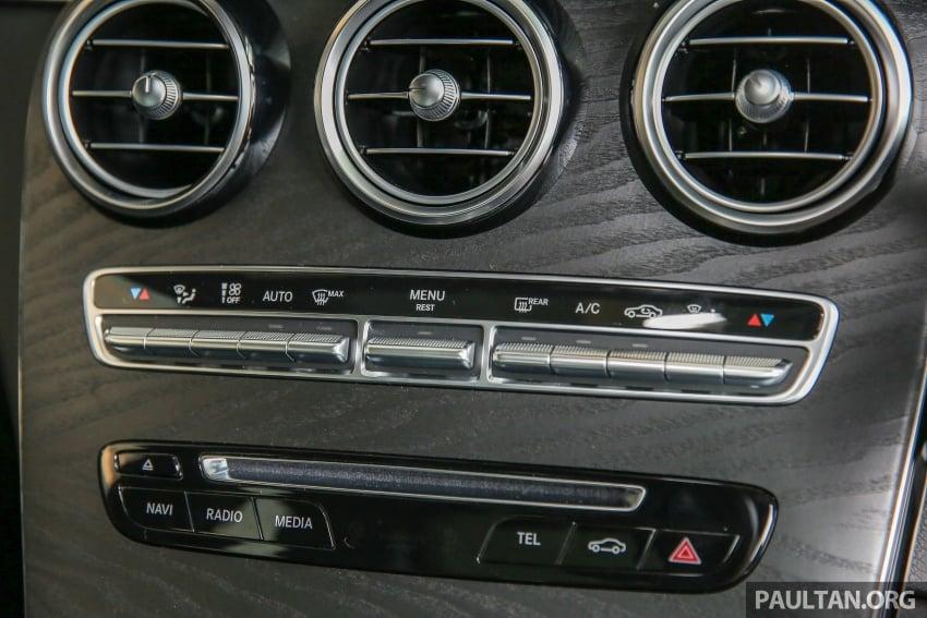 GALLERY: Mercedes-Benz GLC250 CKD in showroom Image #567848