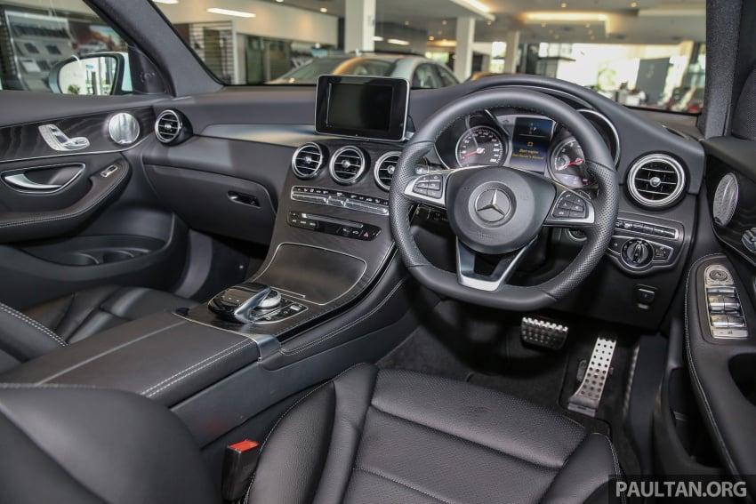 GALLERY: Mercedes-Benz GLC250 CKD in showroom Image #567859