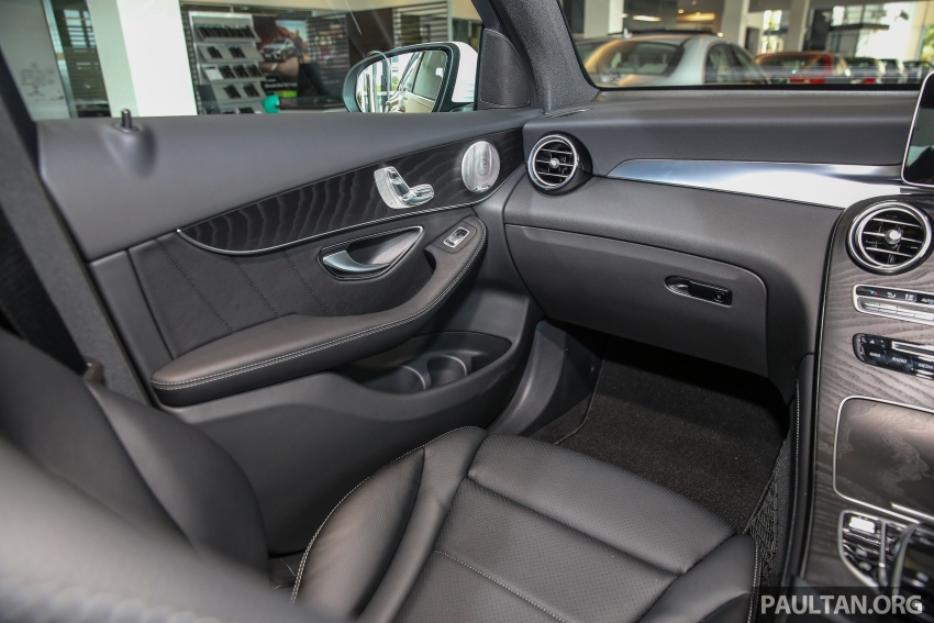 GALLERY: Mercedes-Benz GLC250 CKD in showroom Image #567860