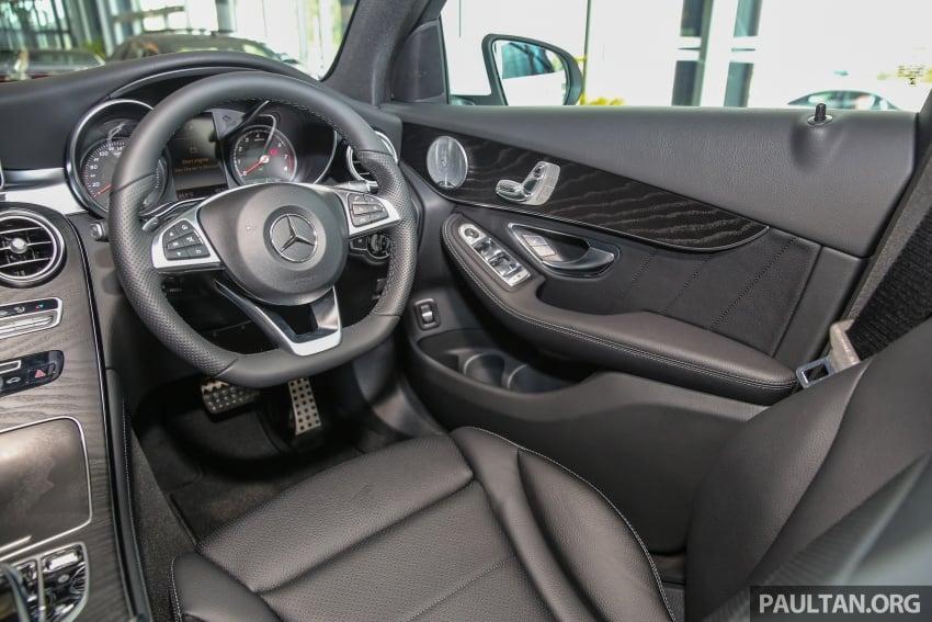 GALLERY: Mercedes-Benz GLC250 CKD in showroom Image #567862
