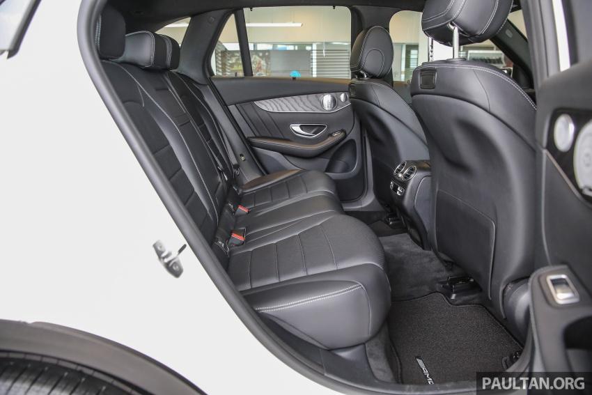 GALLERY: Mercedes-Benz GLC250 CKD in showroom Image #567868