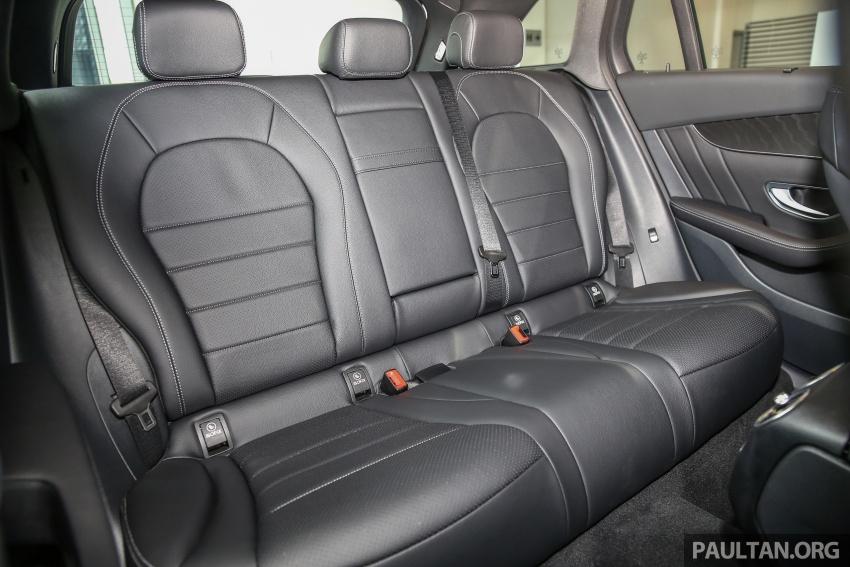 GALLERY: Mercedes-Benz GLC250 CKD in showroom Image #567869