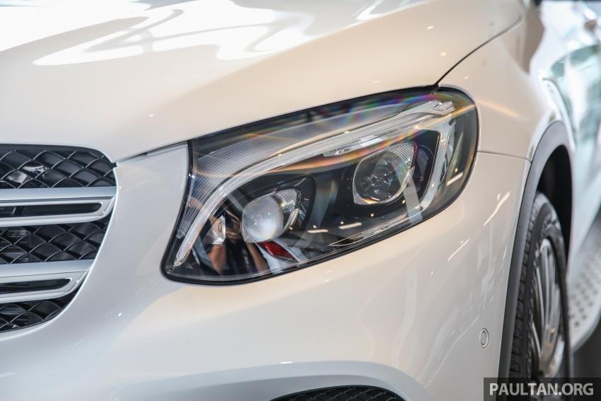 GALLERY: Mercedes-Benz GLC250 CKD in showroom Image #567819
