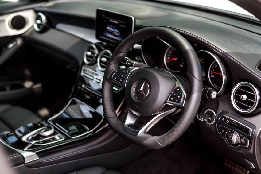 Mercedes-Benz GLC Coupe makes its Malaysian debut – single GLC 250 4Matic variant, RM428,888 Image #569977