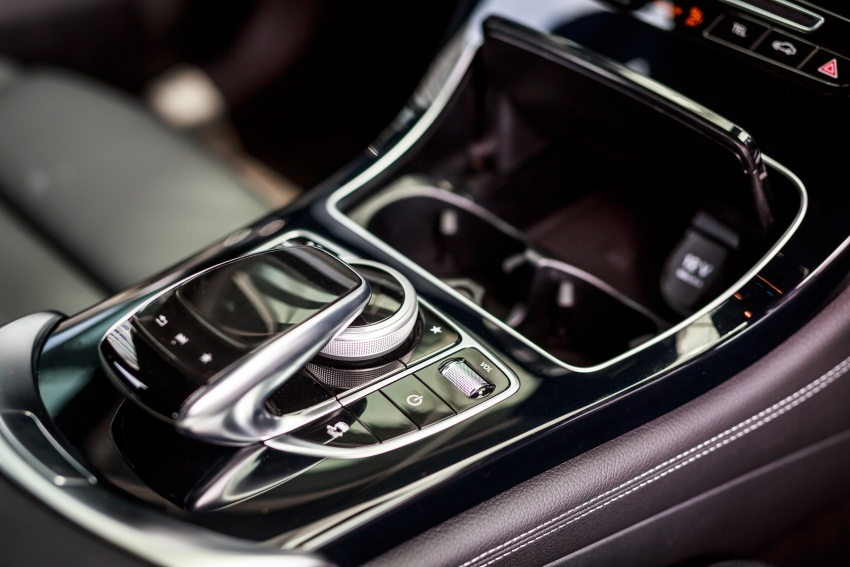 Mercedes-Benz GLC Coupe makes its Malaysian debut – single GLC 250 4Matic variant, RM428,888 Image #569984