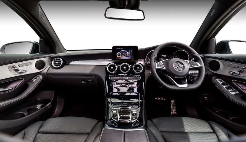 Mercedes-Benz GLC Coupe makes its Malaysian debut – single GLC 250 4Matic variant, RM428,888 Image #569962