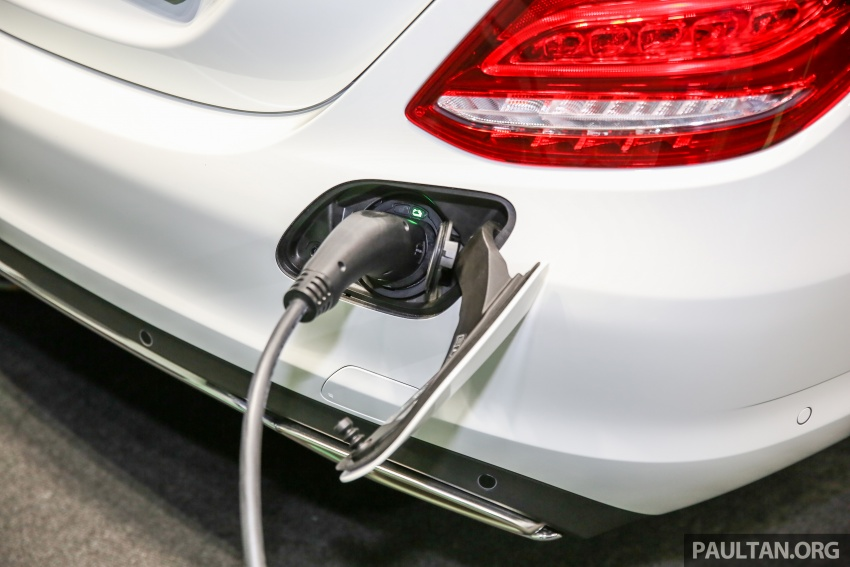 Mercedes-Benz C350e plug-in hybrid launched in Malaysia – three trim levels, RM290k to RM300k Image #558918