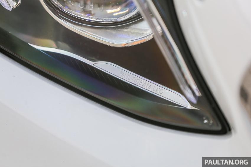 PANDU UJI: Mercedes-Benz W213 E 200 – penanda aras baharu segmen sedan mewah eksekutif Image #567137