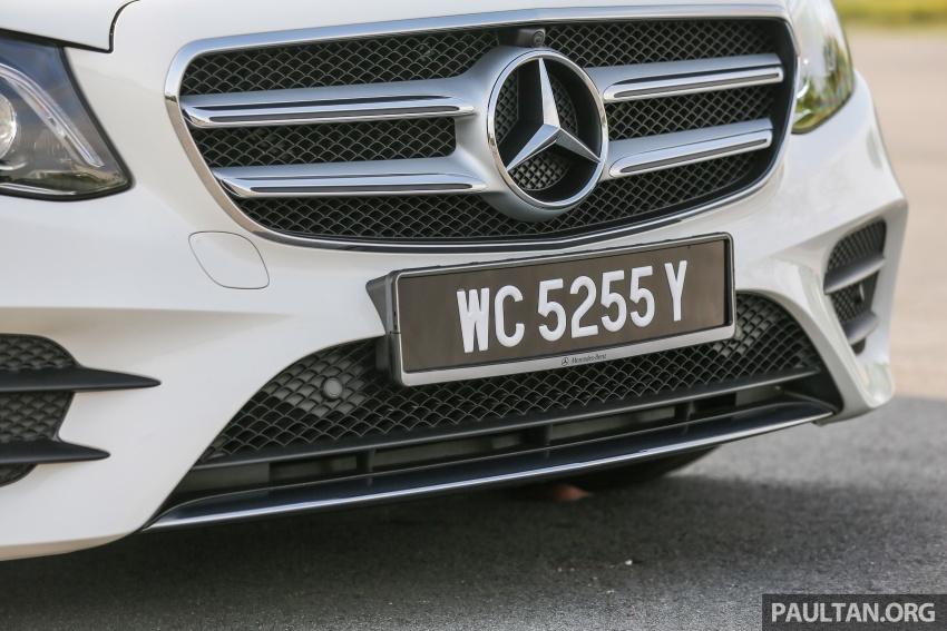 PANDU UJI: Mercedes-Benz W213 E 200 – penanda aras baharu segmen sedan mewah eksekutif Image #567134