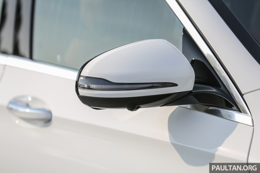PANDU UJI: Mercedes-Benz W213 E 200 – penanda aras baharu segmen sedan mewah eksekutif Image #567132