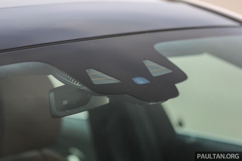 PANDU UJI: Mercedes-Benz W213 E 200 – penanda aras baharu segmen sedan mewah eksekutif Image #567130