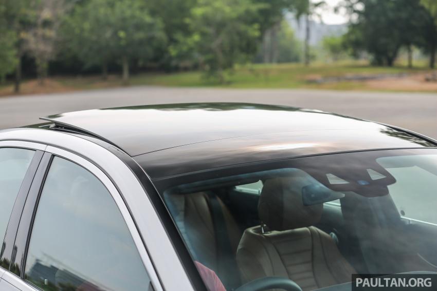 PANDU UJI: Mercedes-Benz W213 E 200 – penanda aras baharu segmen sedan mewah eksekutif Image #567127
