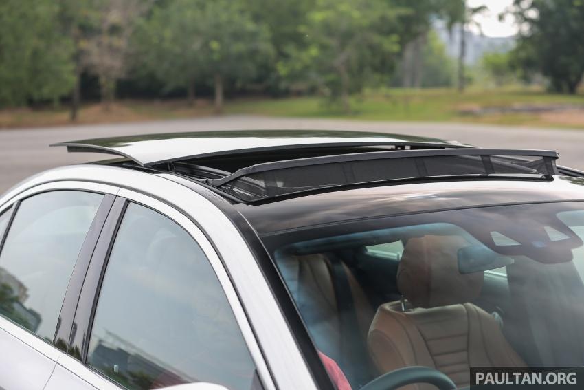 PANDU UJI: Mercedes-Benz W213 E 200 – penanda aras baharu segmen sedan mewah eksekutif Image #567126