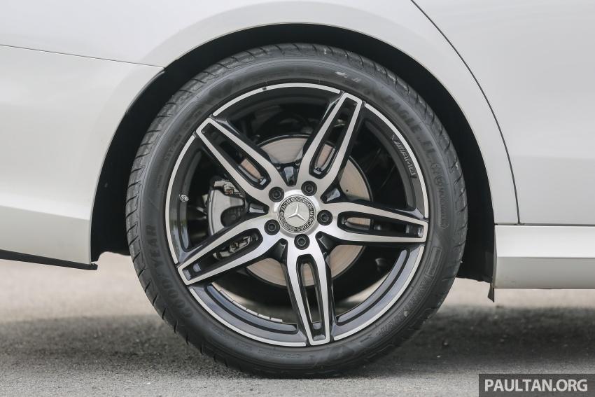 PANDU UJI: Mercedes-Benz W213 E 200 – penanda aras baharu segmen sedan mewah eksekutif Image #567125