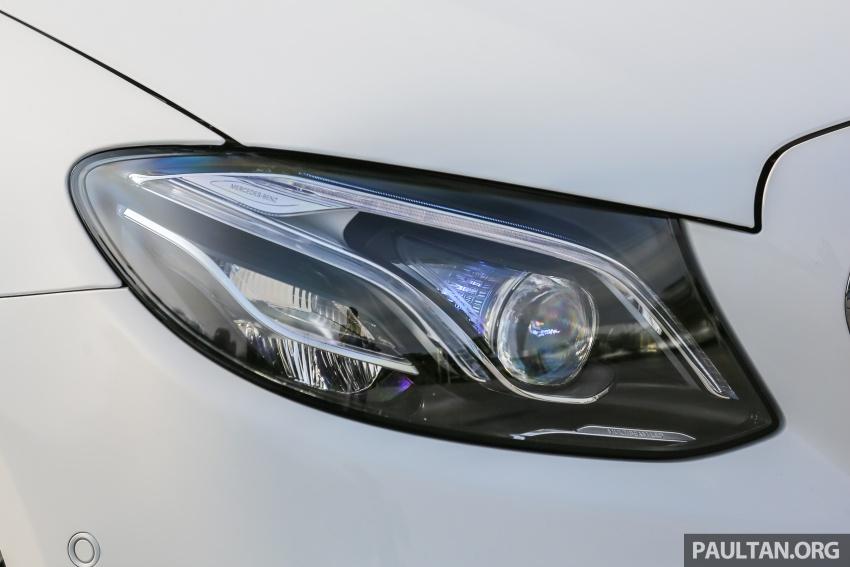 PANDU UJI: Mercedes-Benz W213 E 200 – penanda aras baharu segmen sedan mewah eksekutif Image #567107