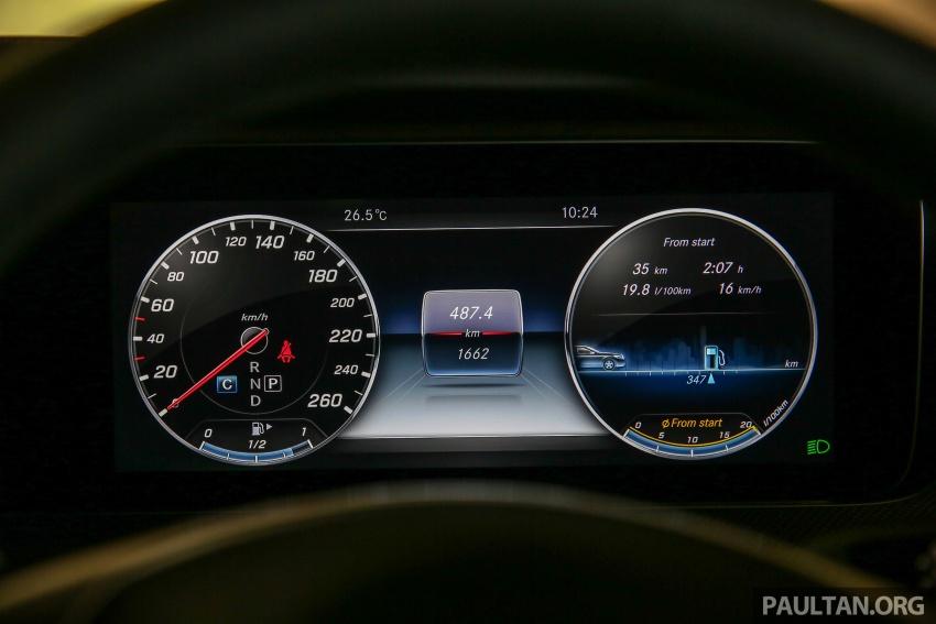 PANDU UJI: Mercedes-Benz W213 E 200 – penanda aras baharu segmen sedan mewah eksekutif Image #567105