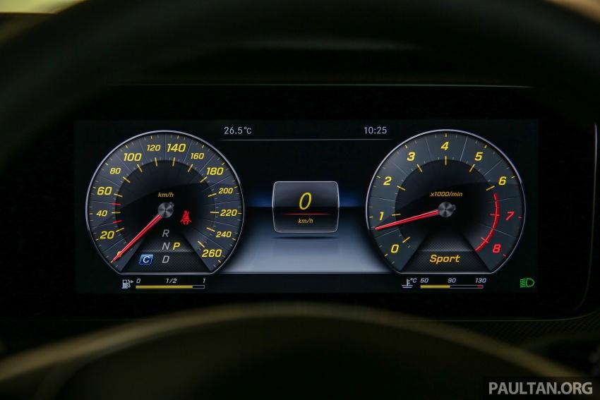 PANDU UJI: Mercedes-Benz W213 E 200 – penanda aras baharu segmen sedan mewah eksekutif Image #567098