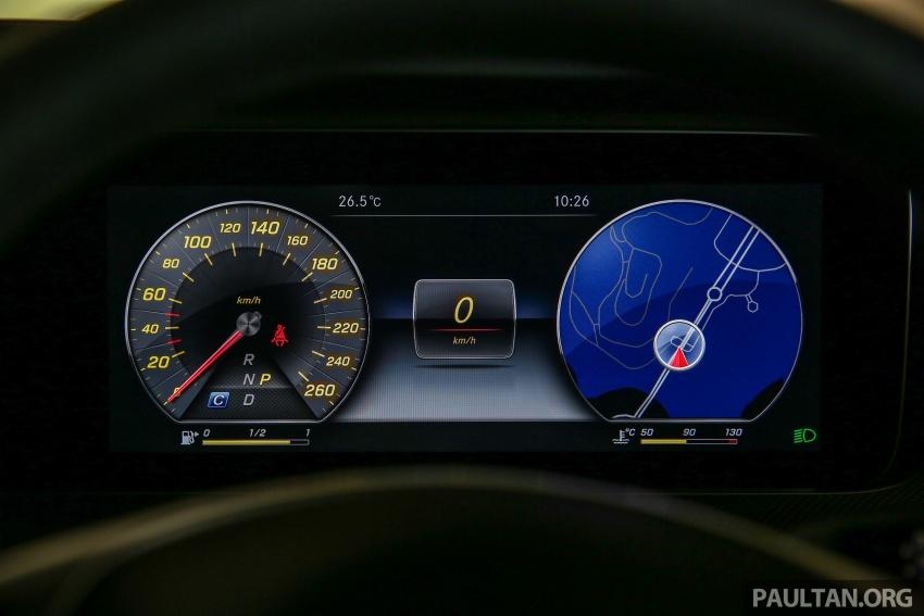 PANDU UJI: Mercedes-Benz W213 E 200 – penanda aras baharu segmen sedan mewah eksekutif Image #567097
