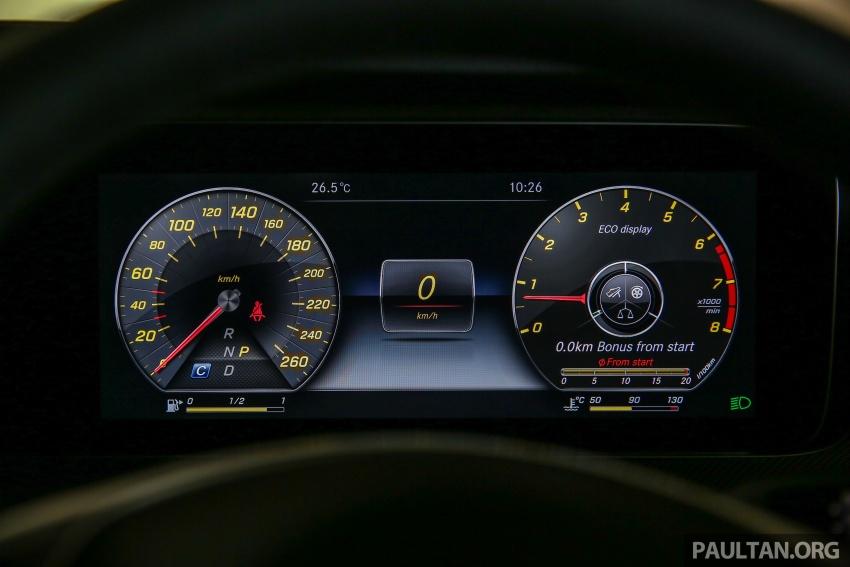 PANDU UJI: Mercedes-Benz W213 E 200 – penanda aras baharu segmen sedan mewah eksekutif Image #567096