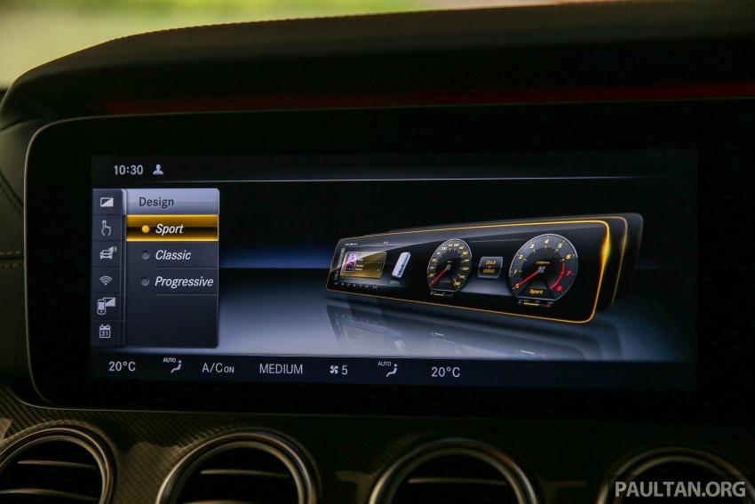 PANDU UJI: Mercedes-Benz W213 E 200 – penanda aras baharu segmen sedan mewah eksekutif Image #567076