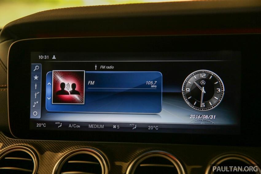 PANDU UJI: Mercedes-Benz W213 E 200 – penanda aras baharu segmen sedan mewah eksekutif Image #567070