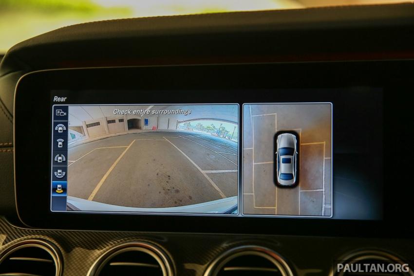 PANDU UJI: Mercedes-Benz W213 E 200 – penanda aras baharu segmen sedan mewah eksekutif Image #567067