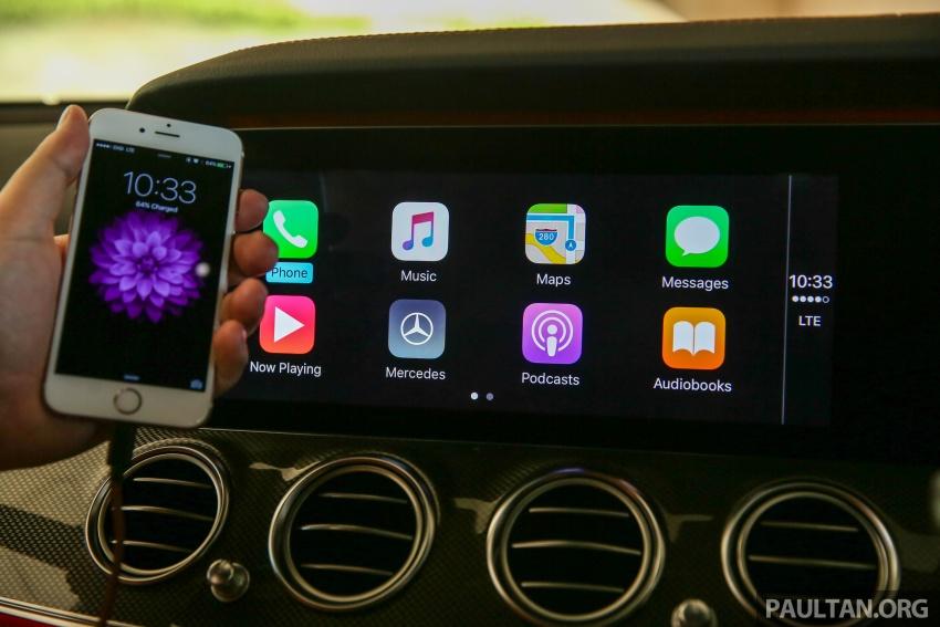 PANDU UJI: Mercedes-Benz W213 E 200 – penanda aras baharu segmen sedan mewah eksekutif Image #567064